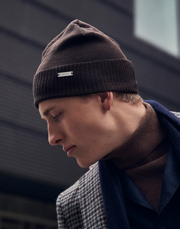 Bergum: <br>Fold up merino wool